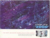 Premier 2000 snare brochure