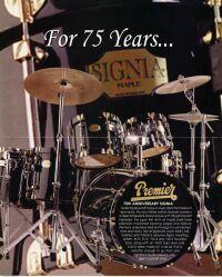 Premier 75th anniversary