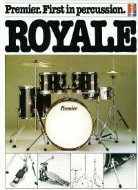 Premier Royale brochure